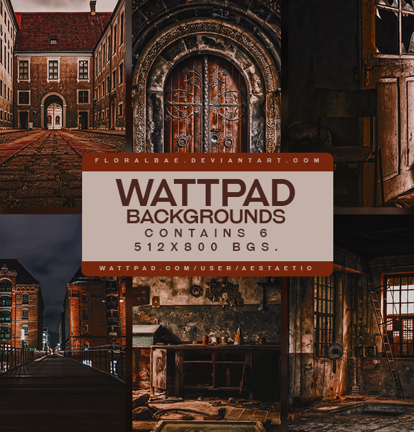 Wattpad Background Pack 1 Angst By Floralbae On Deviantart