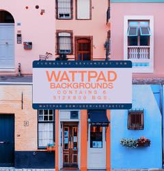 Wattpad Background Pack #3: Pastel