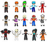 Chibi Character Maker