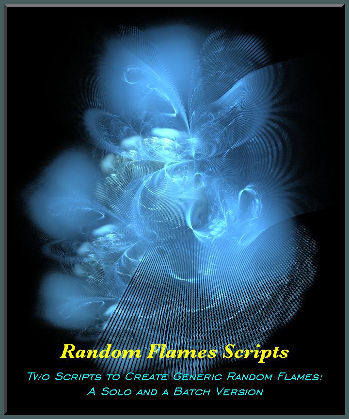 Random Flames Scripts by morphapoph