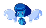 [F2U] Lapis Lazuli Page doll- Steven Universe by Mars-Arts