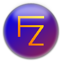 FileZilla Dock Icon by spentoggle