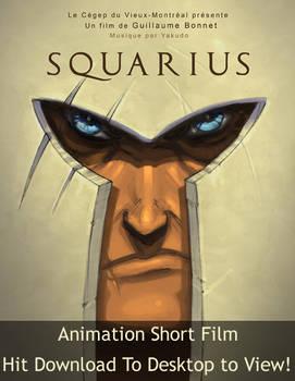 Squarius by zazB