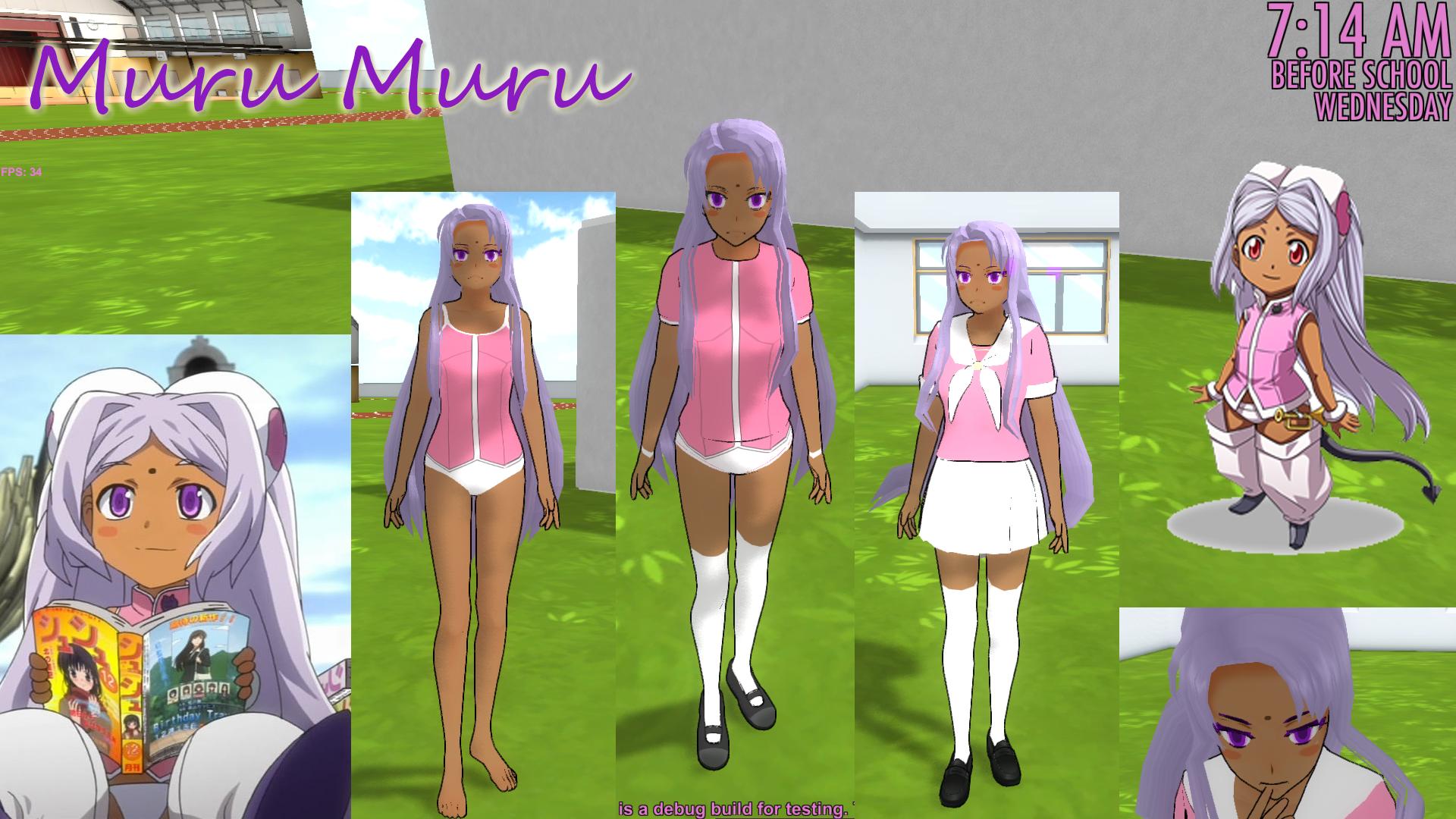 Murumuru Future Diary Cosplay