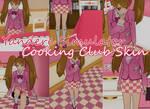 Yandere Simulator Cooking Club Skin