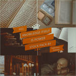 Knowledge itself is power - Stock Pack #02