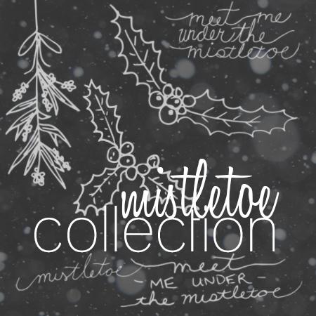 Just the Mistletoe