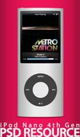 iPod Nano PSD Resource