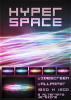 Hyperspace - Wallpaper by spud100
