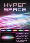 Hyperspace - Wallpaper