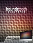 Houndstooth - Wallpaper