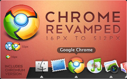 Chrome Revamped - Icon