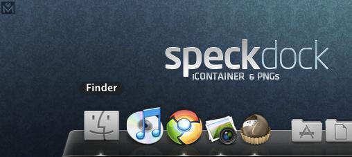 Speck - Dock by spud100