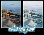 PSD Coloring 016 by KannibalxKatiee