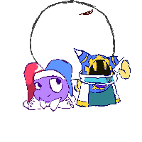 Me Drawing Marx Magolor and Zero Part 1 Muro by Cilvia-Zie