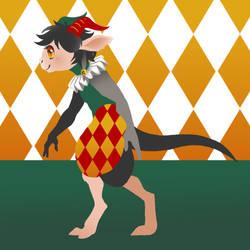Imp Jester Animation