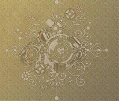 Steampunk Background by katlienc