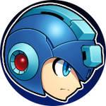 MegaMan_HD my style sprite by KO-KI
