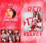 Red Velvet for anan - PNG Pack by Gangnam Girlx