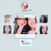 Instagram Template by GangnamGirlx