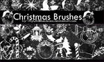 Christmas Vector Brushes