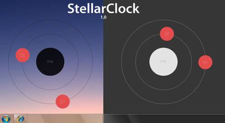 StellarClock 1.0 by manci5