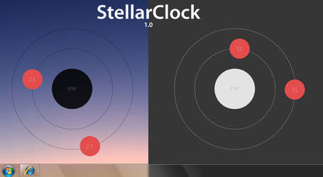 StellarClock 1.0