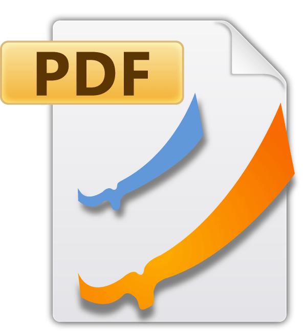 Foxit Reader Logo PNG AI