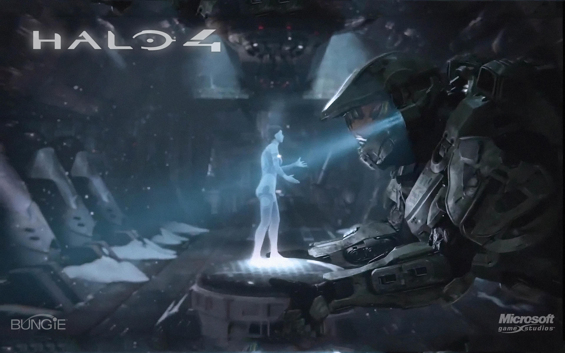 Halo 4 Wallpaper 1 HD By Ockre