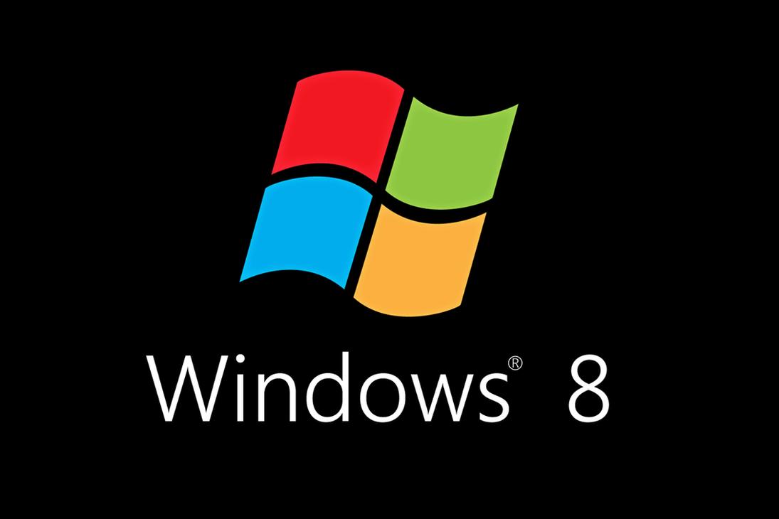 logo windows 8 black - photo #14