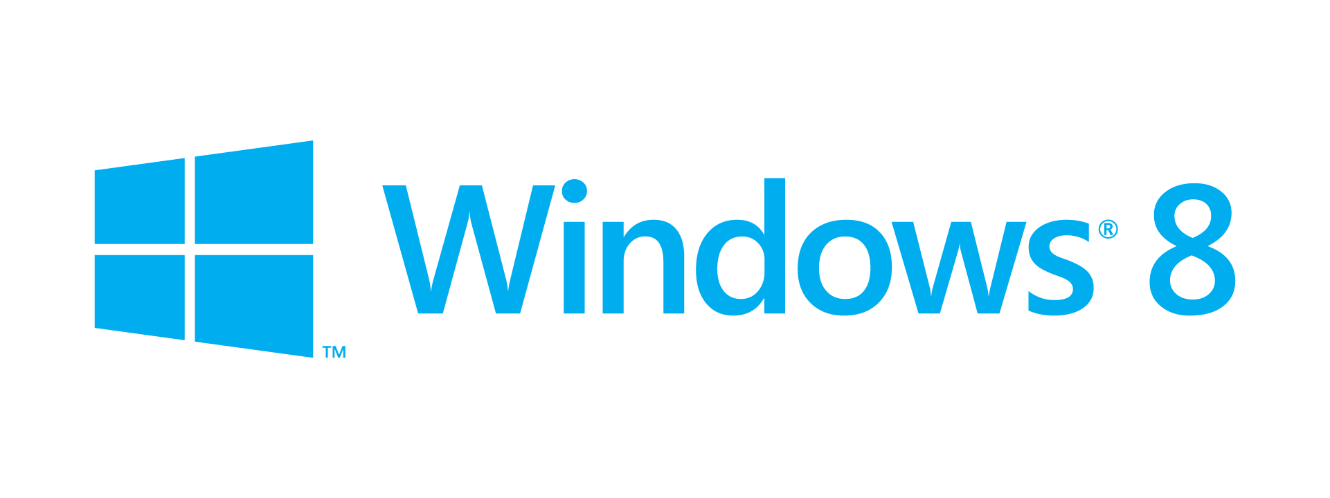 Official logo of windows 8 by ockre on deviantart for Windows official
