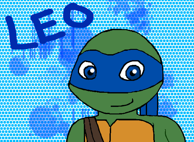 Leonardo by Infinity-Drawings