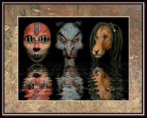 A Gallery of Masks