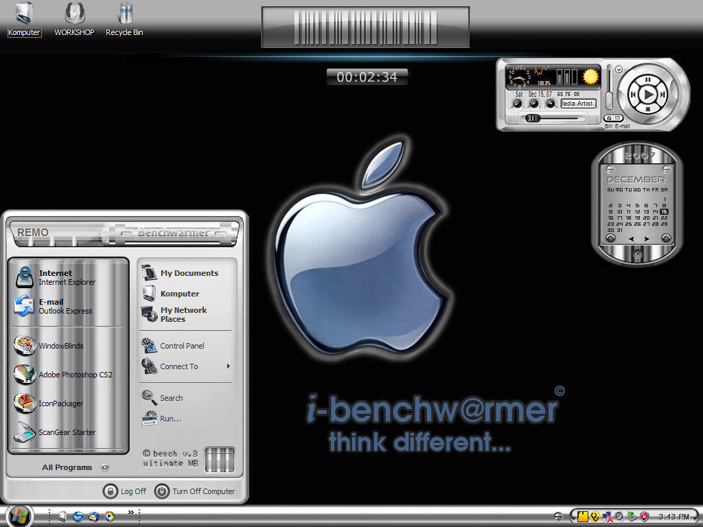 Benchwarmer Ultimate WB by Jetsetter