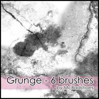 Grunge by mcbadshoes