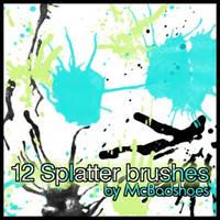 Splatter 3 by mcbadshoes