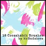 Crosshatch Brushes