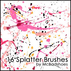 Splatter 4