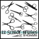 Scissor Brushes