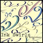 Ink Swirls