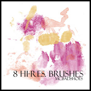 Hi-Res Brushes