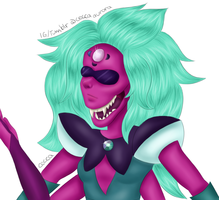 Steven Universe Alexandrite By Ceccarawr On Deviantart He gets up as … steven universe alexandrite by
