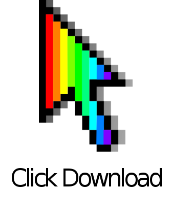 Rainbow Animated Mouse Pointer by SilverYoshi