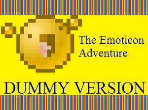 The Emoticon Adventure - DUMMY VERSION