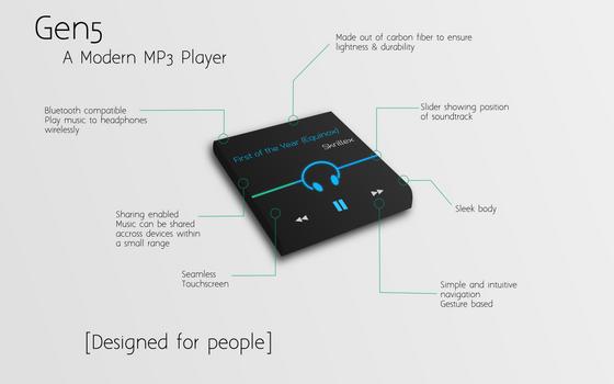 Gen5 MP3 Player
