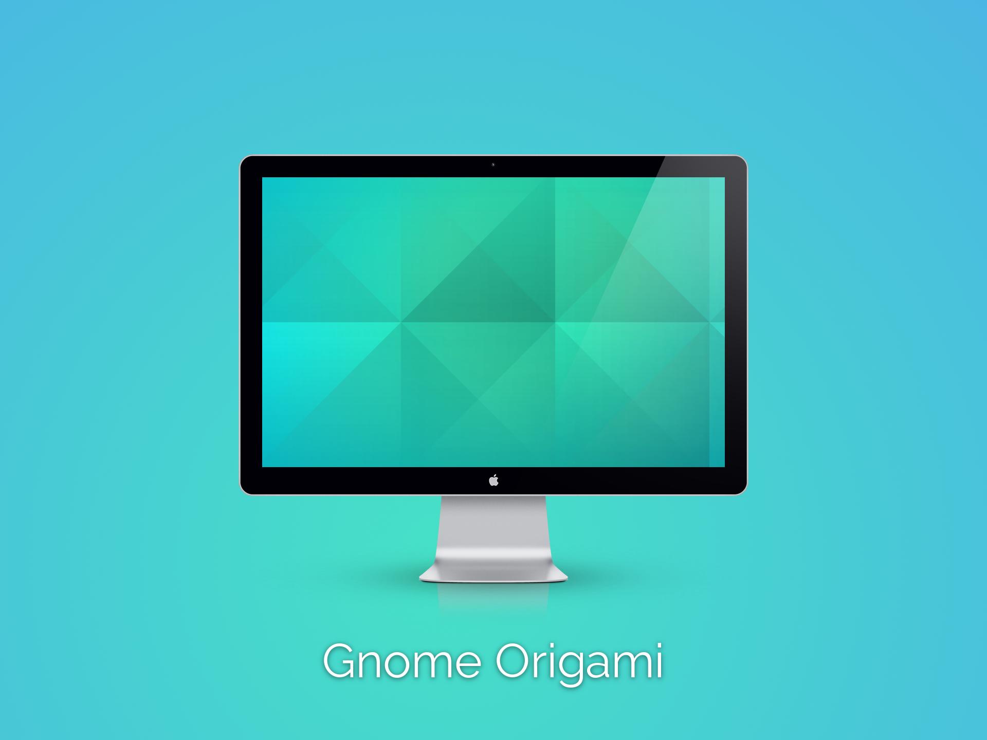 Gnome Origami