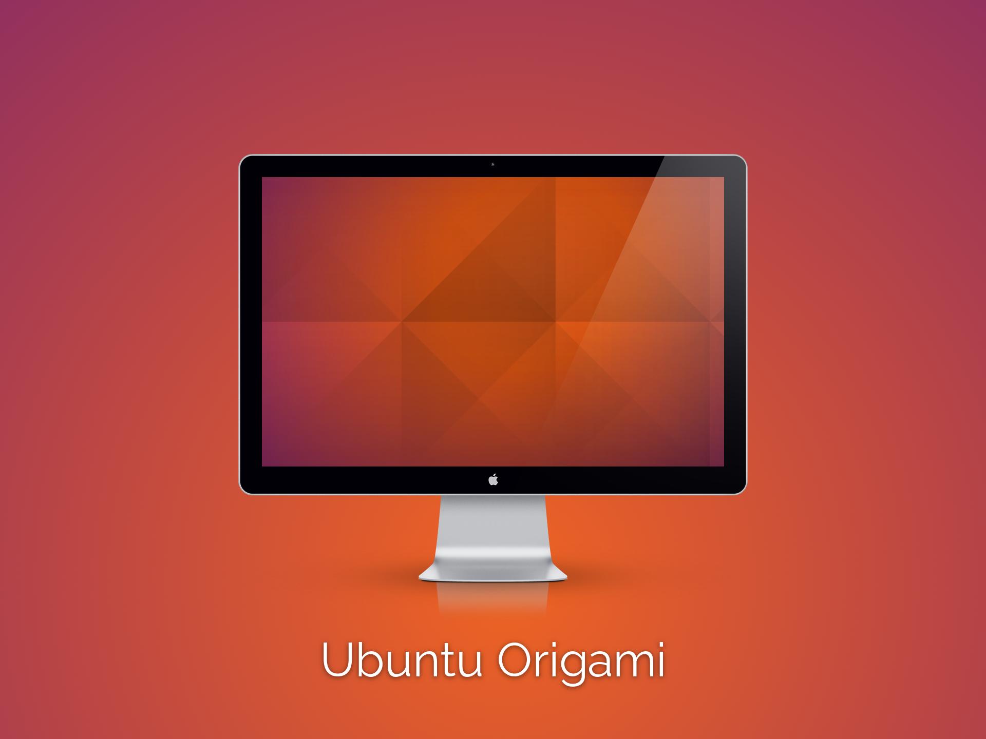 Ubuntu Origami