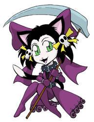Chibi Catgirl