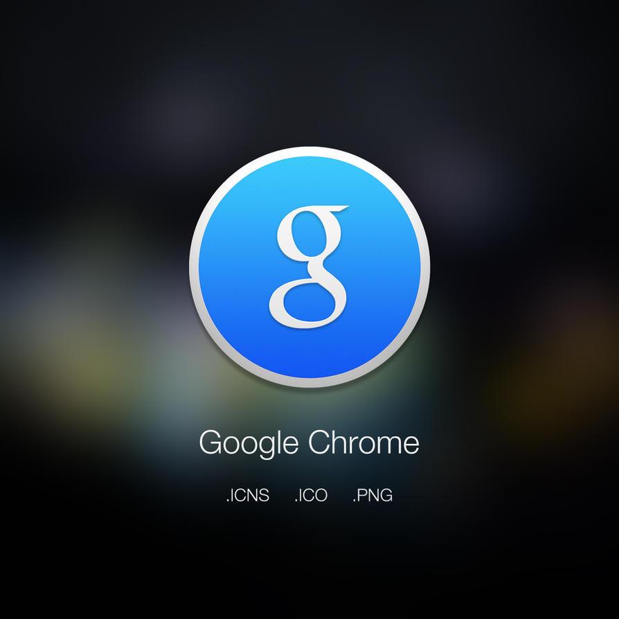 Google Chrome for Yosemite by stupida08