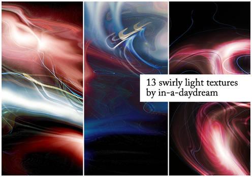 Swirly Light Textures
